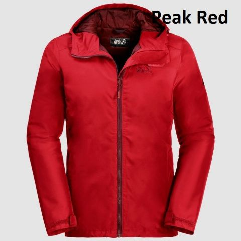 Jack Wolfskin Mens Chilly Morning Jacket